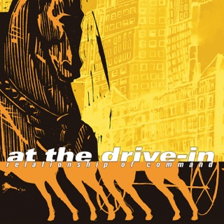At The Drive-In: One Armed Scissor