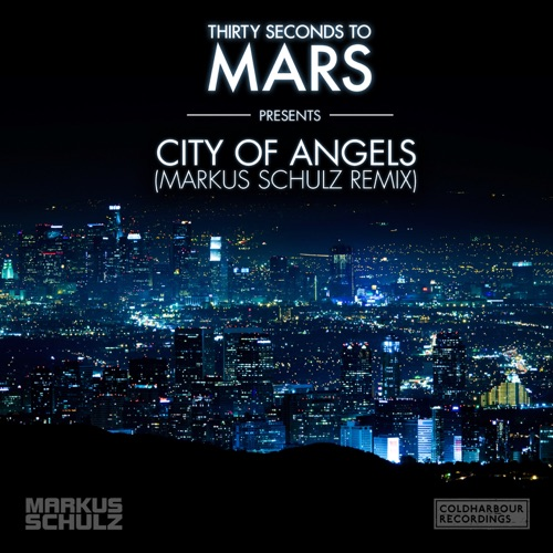 Thirty Seconds to Mars - City of Angels - Single