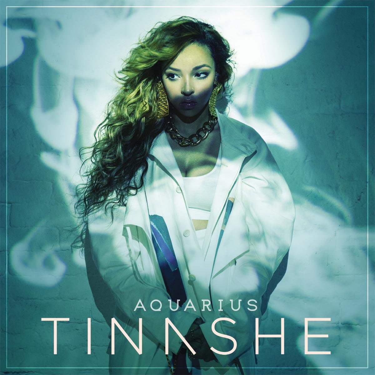 Aquarius Tinashe CD cover
