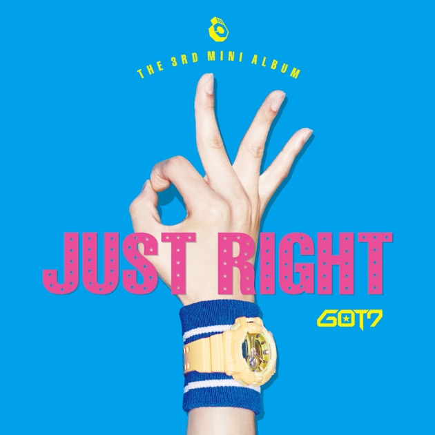 Eyes On You - EP by GOT7