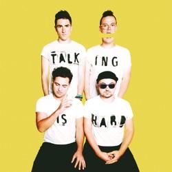 View album TALKING IS HARD