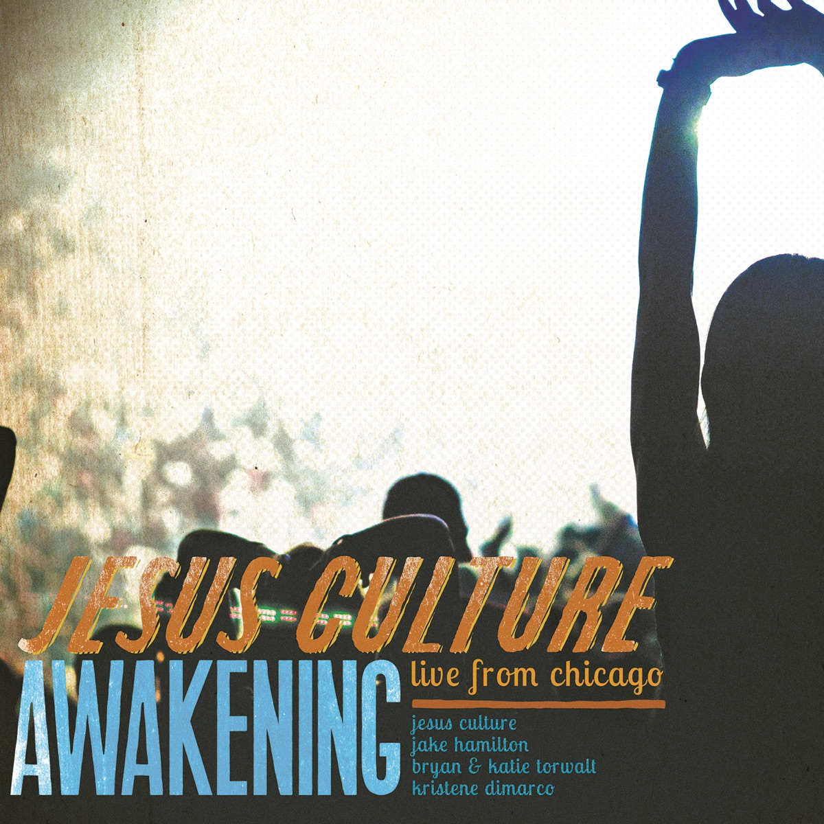 Awakening - Live from Chicago Jesus Culture CD cover