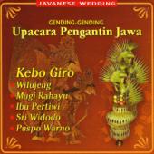 Gending-Gending Upacara Pengantin Jawa (Javanese Traditional Wedding Ceremony)