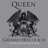 The Platinum Collection - Queen Cover Art