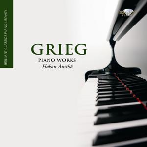 Håkon Austbø - Grieg: Piano Works