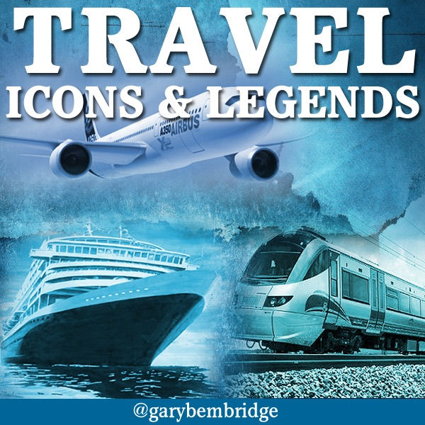 Travel Legends and Icons