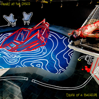 Panic! At the Disco - Death Of A Bachelor artwork