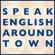 Amy Gillett - Speak English Around Town (Unabridged)