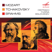 Mozart: Concerto - Tchaikovsky: Moscow Cantata  - Brahms: Variations and Fugue on a Theme by Handel