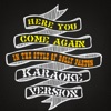 Here You Come Again (In the Style of Dolly Parton) [Karaoke Version]