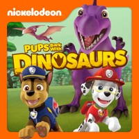 PAW Patrol, Pups Bark with Dinosaurs