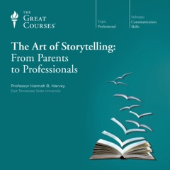 The Art of Storytelling: From Parents to Professionals