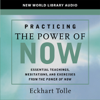 Eckhart Tolle - Practicing the Power of Now: Teachings, Meditations, and Exercises from the Power of Now (Unabridged) artwork