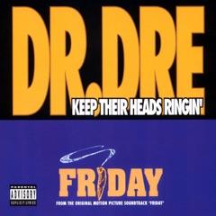 Keep Their Heads Ringin' - EP