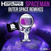 Spaceman (Outer Space Remixes) - Single