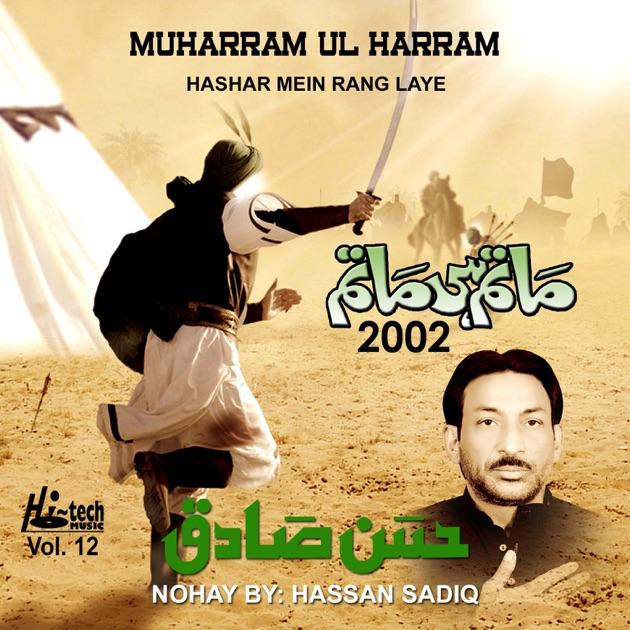 Abbas Alam Tera, Vol  13 - Muharram Nohay 2003 by Hassan Sadiq