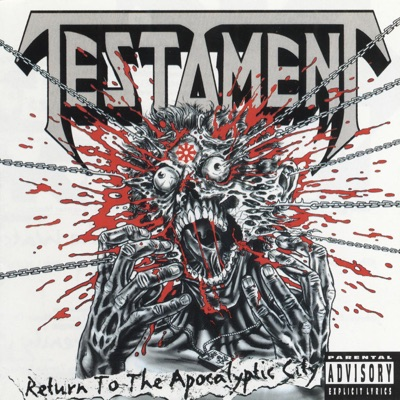 Return to the Apocalyptic City - EP - Testament