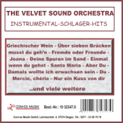 Instrumental-Schlager-Hits - The Velvet Sound Orchestra - The Velvet Sound Orchestra