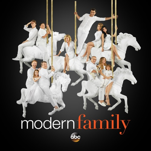 Modern Family, Season 7 movie poster