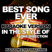 Best Song Ever (In the Style of One Direction) [Karaoke Version]