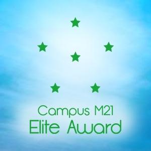 Elite Award - der Podcast zur Campus M 21 Gala