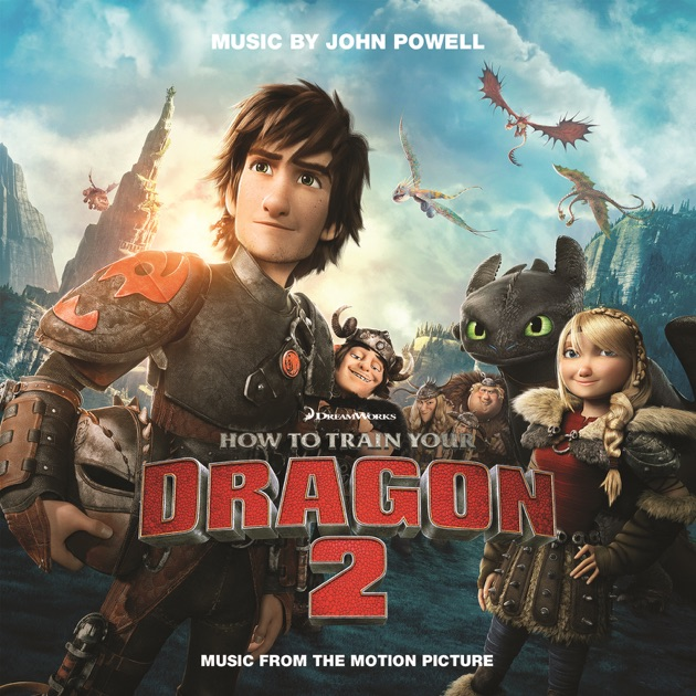 How to train your dragon 2 music from the motion picture by john how to train your dragon 2 music from the motion picture by john powell ccuart Choice Image