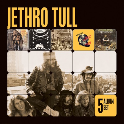 5 Album Set: Aqualung / A Passion Play / Minstrel In the Gallery / Too Old to Rock 'N' Roll / Songs from the Wood (Remastered) - Jethro Tull