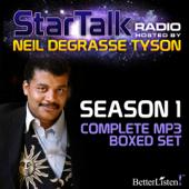 Star Talk Radio, Season 1, Complete Set, Hosted By Neil Degrasse Tyson