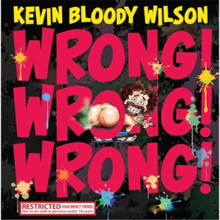 kevin bloody wilson i gave up wanking