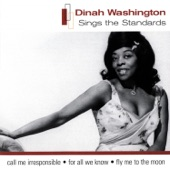 Dinah Washington - Let Me Be The First To Know