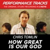 How Great Is Our God (Performance Tracks) - EP