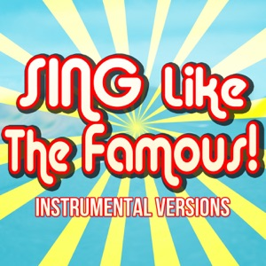 Sing Like The Famous! - Hold on, We're Going Home (Originally Performed by Drake Feat. Majid Jordan) [Instrumental Karaoke]
