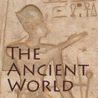 Podcast cover art for The Ancient World