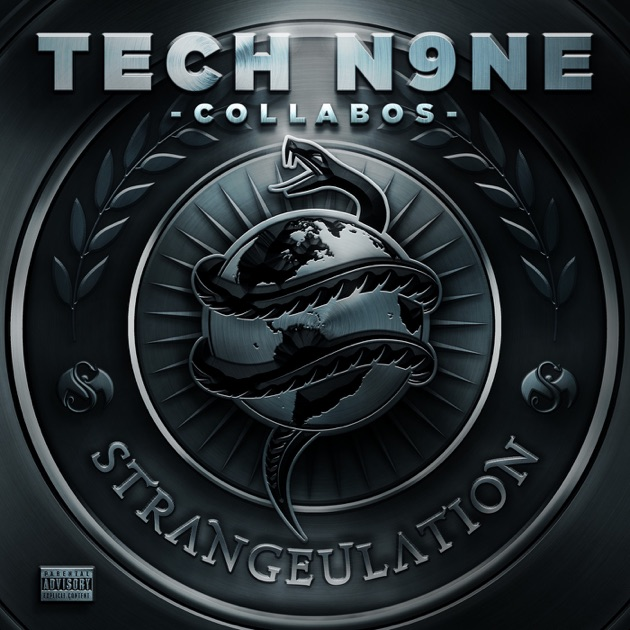 Strangeulation (Deluxe Edition) by Tech N9ne Collabos