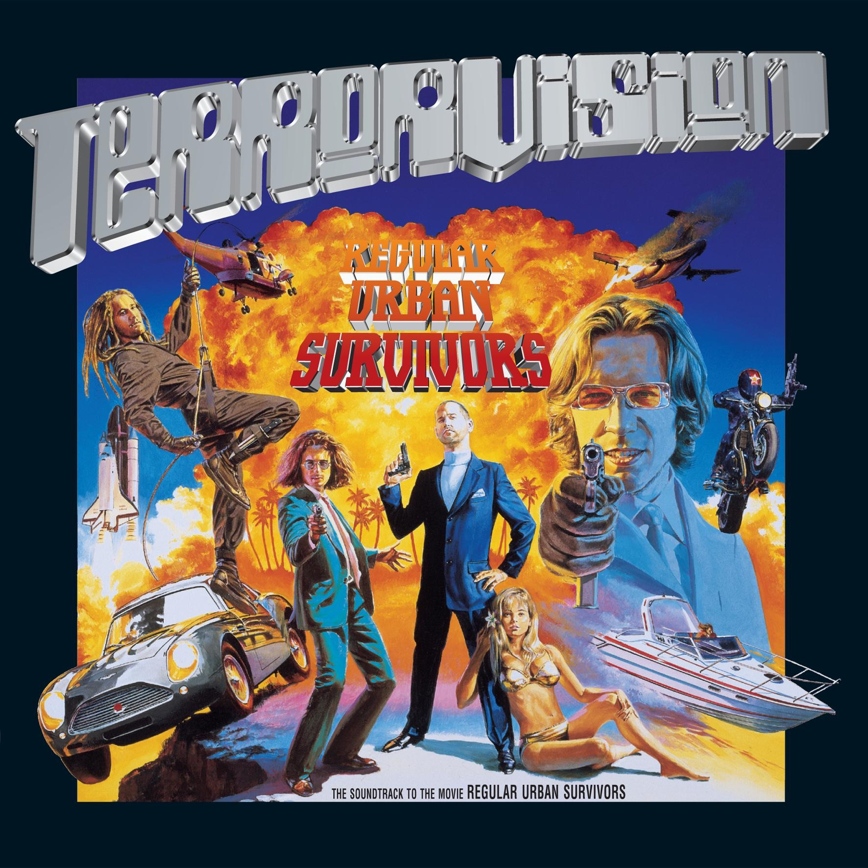 Conspiracy by Terrorvision