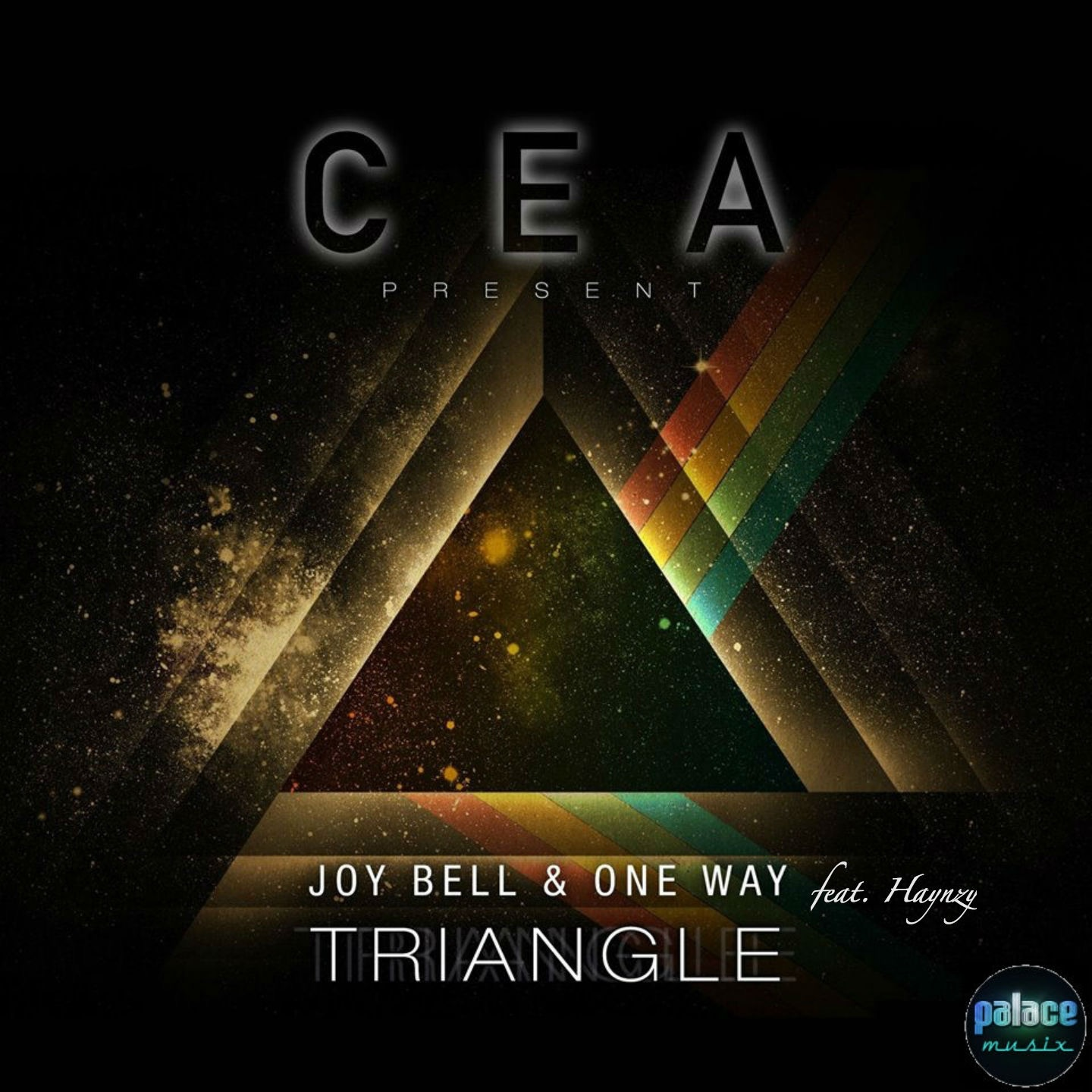 Triangle (feat. Haynzy) - Single
