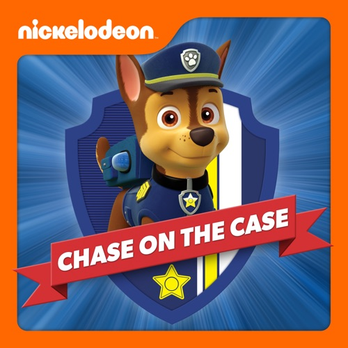 PAW Patrol, Chase On the Case movie poster