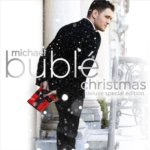 Christmas (Deluxe Special Edition) Michael Bublé album cover