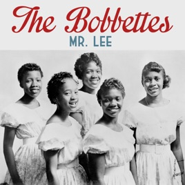 Image result for the bobbettes mr lee images