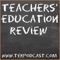 Podcast cover art for Teachers Education Review