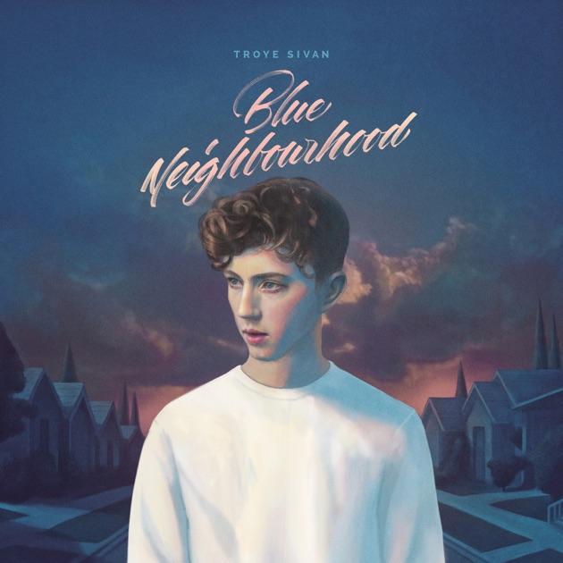 Troye Sivan Youth Album Cover
