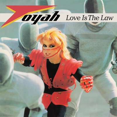 Love Is the Law - Toyah