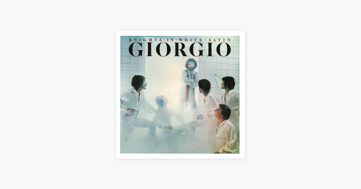 how to open iphone knights in white satin by giorgio moroder on apple 14301