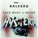 Fuck What U Heard - Ralvero
