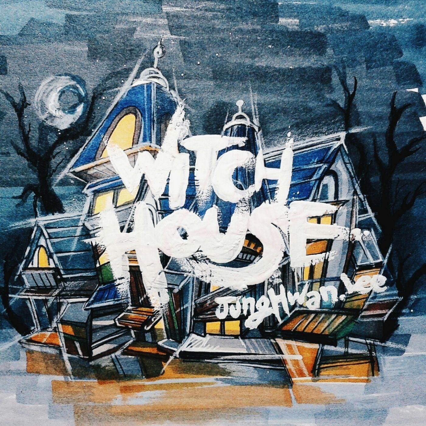 Witch house single by on itunes for Witch house music