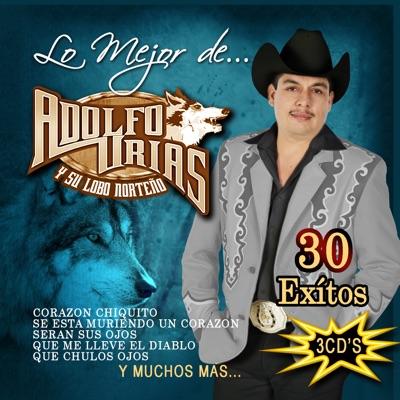 Lo Mejor de Adolfo Urias y Su Lobo Norteño Disco 1 - Adolfo Urias