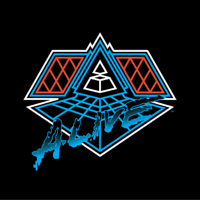 Daft Punk - Alive 2007 (Live) [Deluxe Edition] artwork