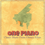 Classic Music From Disney Films - One Piano - One Piano