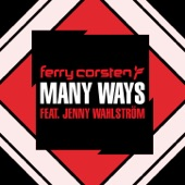 Many Ways (Remixes) [feat. Jenny Wahlström] - EP