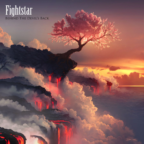 Fightstar - Behind the Devil's Back (2015)
